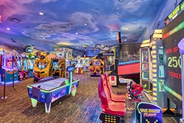 Player One amusement revenue up 7.7%