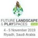 Future Landscape & Playspaces KSA