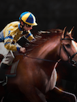New upgrades to Golden Race's 3D Horse Racing