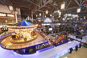 Mega Parc opens in Canada