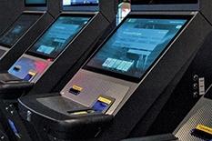 Betting kiosks