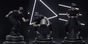 Injoy Motion unveils VR simulator in Japan