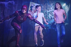 Holovis adds to superhero attraction