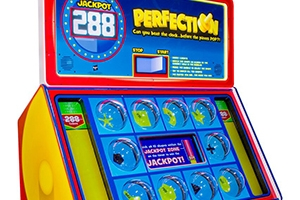 Bay Tek launches new games
