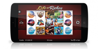 Life of Riches - Microgaming