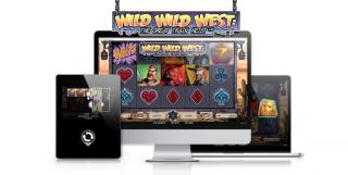 Wild Wild West: The Great Train Heist - NetEnt