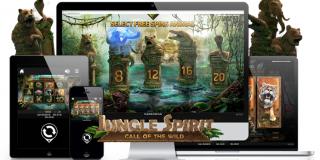 Jungle Spirit: Call of the Wild - NetEnt