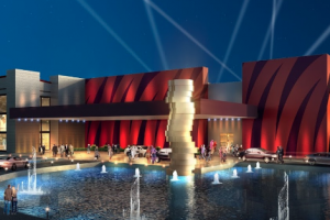 Tiger Palace casino on schedule