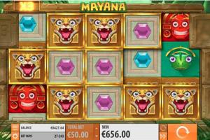 Mayana - Quickspin