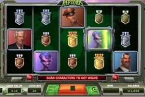 Reptoids - Yggdrasil Gaming
