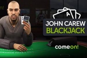 John Carew Blackjack