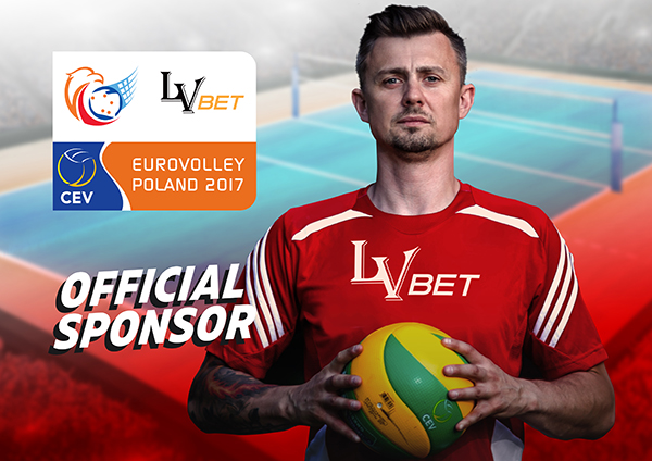 LV Bet sponsors EuroVolley Poland